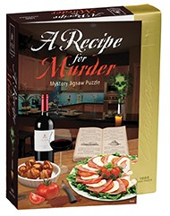 A RECIPE FOR MURDER PUZZLE